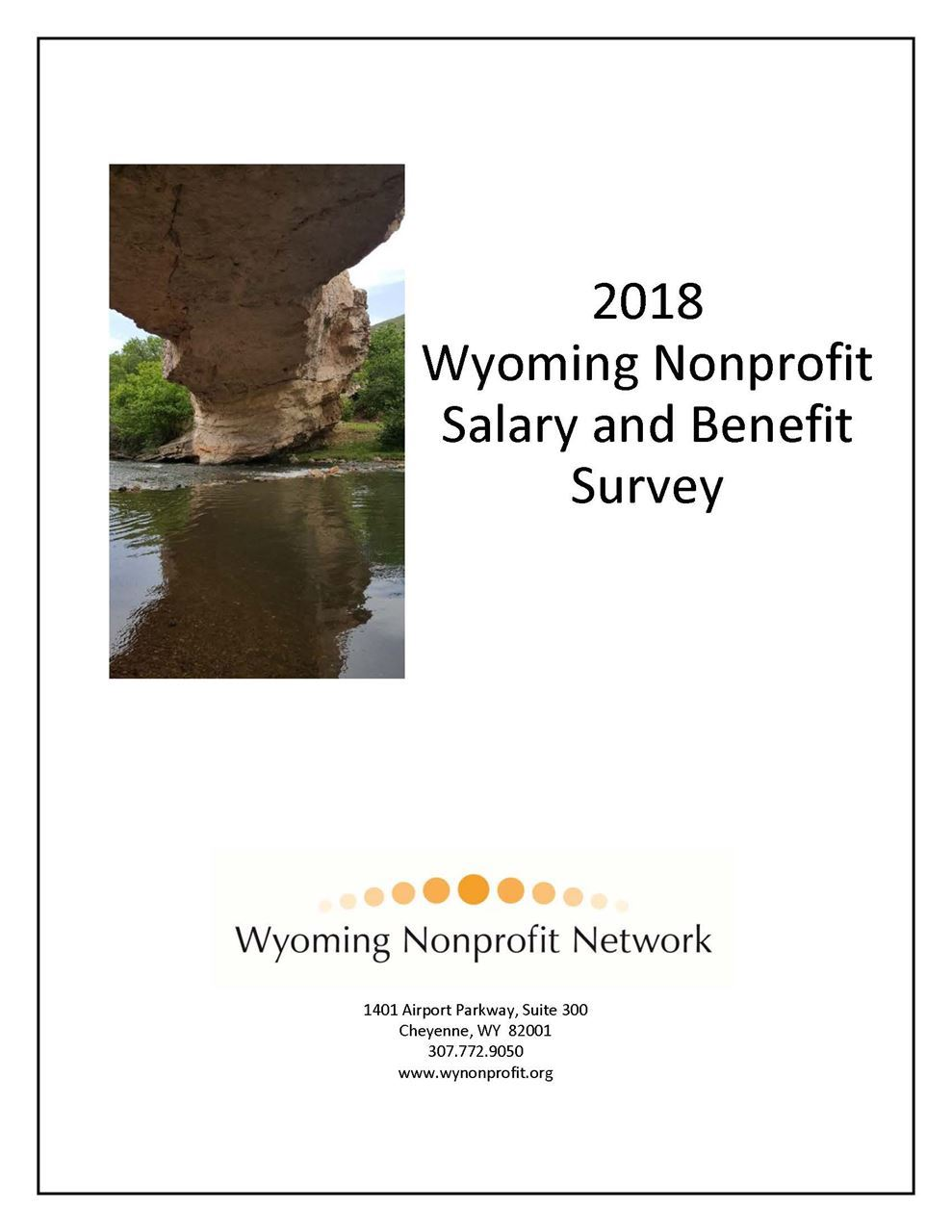 Wyoming Nonprofit Network - Salary and Benefit Survey Report